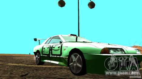 Elegy v0.2 para GTA San Andreas