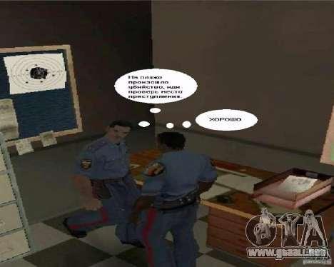 Ver TV para GTA San Andreas segunda pantalla