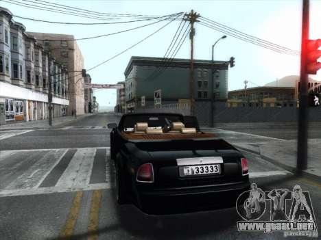 ENBSeries para GTA San Andreas