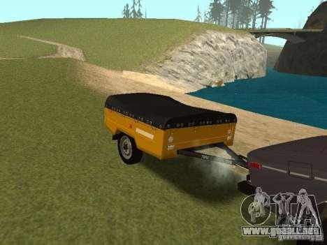 MAZ 8114 becerro para GTA San Andreas