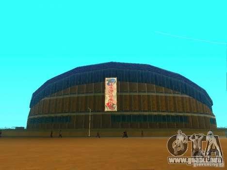 El nuevo edificio del LV para GTA San Andreas sucesivamente de pantalla