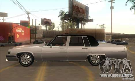 GTA IV Emperor para GTA San Andreas left