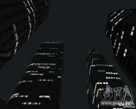 ENBSeries NORTH para GTA San Andreas tercera pantalla