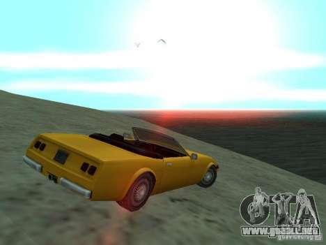Feltzer en GTA Vice City para GTA San Andreas left