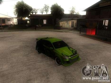 Chevrolet Lacetti Tuning para la visión correcta GTA San Andreas