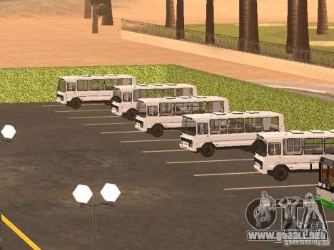 Bus 5 v. 1.0 para GTA San Andreas séptima pantalla