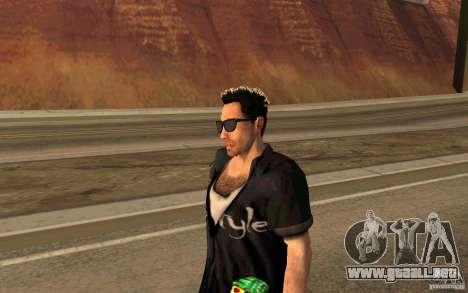 Biker para GTA San Andreas sucesivamente de pantalla