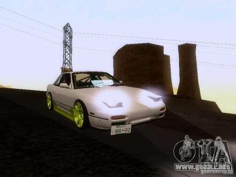 Nissan Silvia S13 Drift Style para el motor de GTA San Andreas