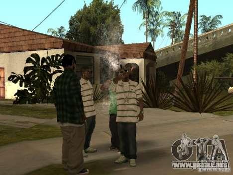 Still Pimpin para GTA San Andreas sucesivamente de pantalla