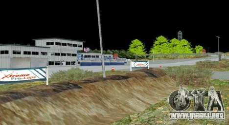 Ebisu West para GTA San Andreas quinta pantalla