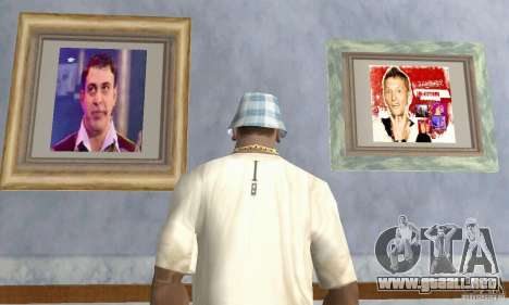 Comedy Club Mod para GTA San Andreas tercera pantalla