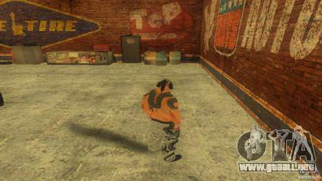BOSS para GTA San Andreas segunda pantalla