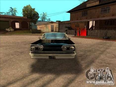 Buick Santiago para la visión correcta GTA San Andreas