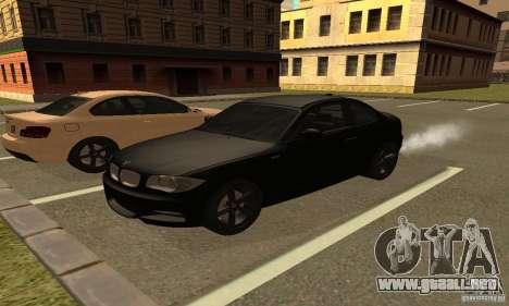 BMW 135i Coupé para GTA San Andreas