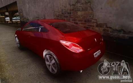 Pontiac G6 para GTA 4 Vista posterior izquierda