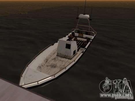 La base militar revivida en muelles v3.0 para GTA San Andreas quinta pantalla