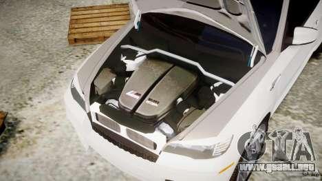 BMW X6M v1.0 para GTA 4 visión correcta