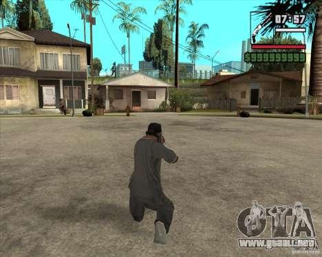 Drobaš para GTA San Andreas tercera pantalla