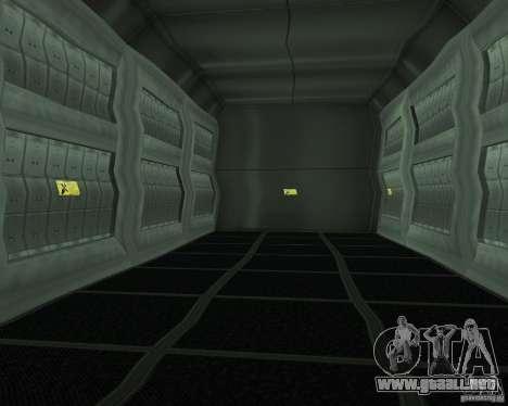 Base del dragón para GTA San Andreas octavo de pantalla