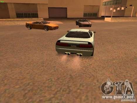 Infernus Revolution para la visión correcta GTA San Andreas