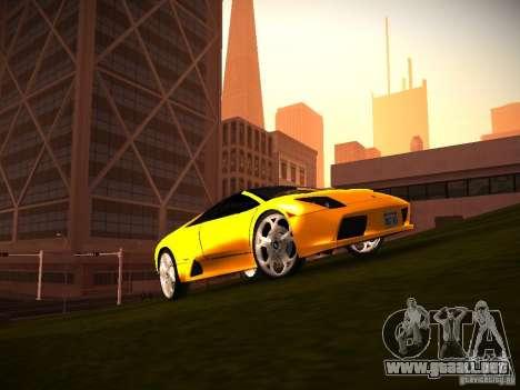 ENBSeries by GaTa para GTA San Andreas tercera pantalla