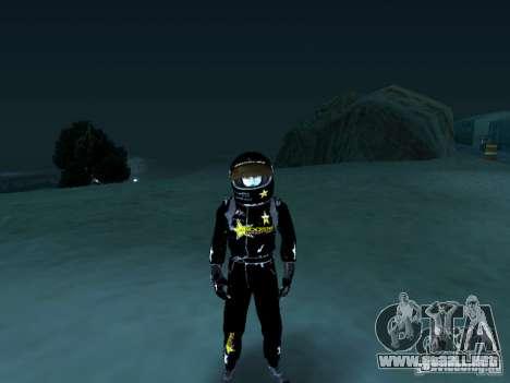Rockstar PED para GTA San Andreas