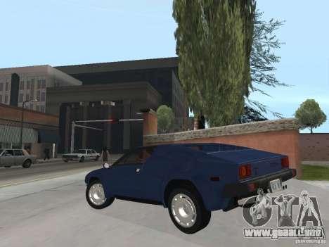 Lamborghini Jalpa P350 1984 v1.1 para GTA San Andreas left
