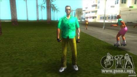 Pak pieles para GTA Vice City décimo de pantalla