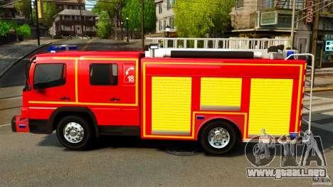 Mercedes-Benz Atego FPTGP Sapeurs Pompiers ELS para GTA 4 left