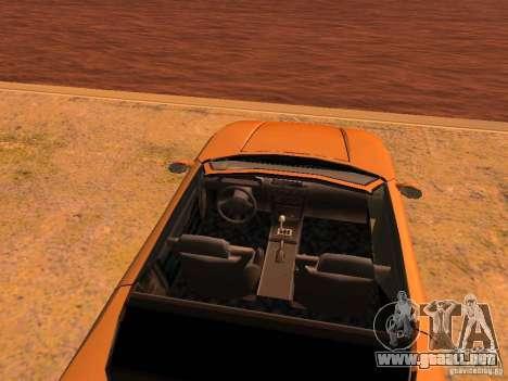 Infernus Revolution para las ruedas de GTA San Andreas