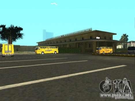 Bus 5 v. 1.0 para GTA San Andreas tercera pantalla