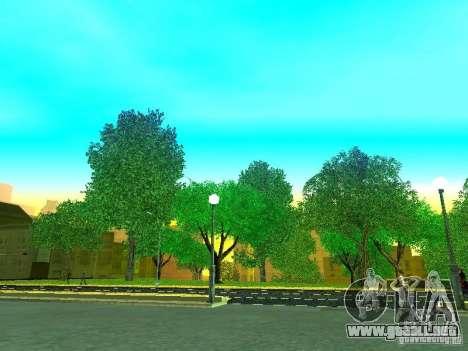 Nuevo Color Mod para GTA San Andreas séptima pantalla