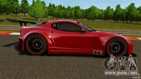 Alfa Romeo 8C Competizione Body Kit 2 para GTA 4 left