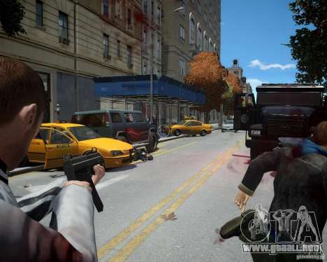 Dead Eye 2 para GTA 4 tercera pantalla