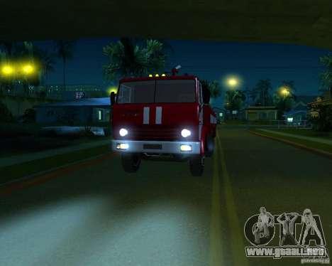 KAMAZ 53213 AP-5 para GTA San Andreas