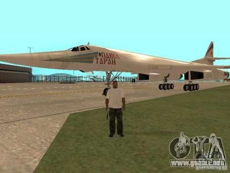 El -160 para GTA San Andreas left
