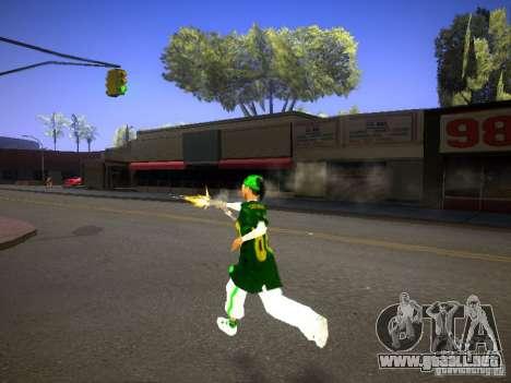 New Deniz para GTA San Andreas sucesivamente de pantalla
