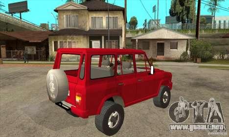 ARO 244 para la visión correcta GTA San Andreas