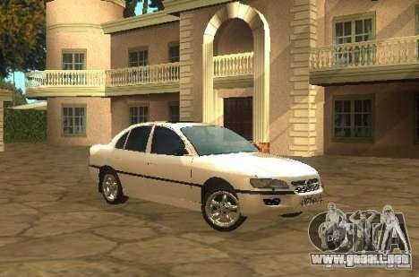 Opel Omega B 1997 para GTA San Andreas