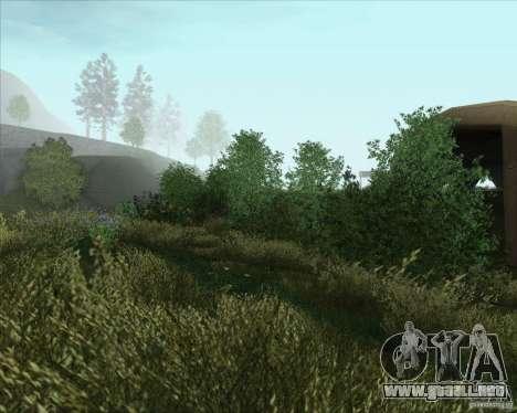 Project Oblivion 2010 HQ SA:MP Edition para GTA San Andreas octavo de pantalla