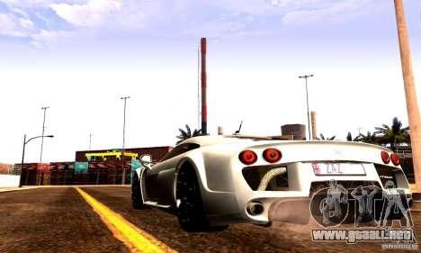 Noble M600 Final para la visión correcta GTA San Andreas