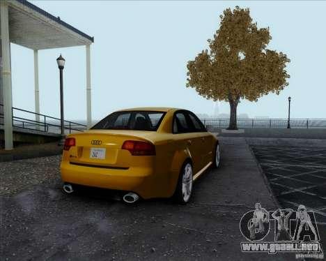 ENBSeries by slavheg v3 para GTA San Andreas sucesivamente de pantalla