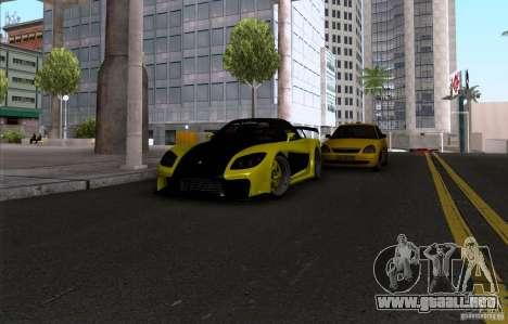 ENBSeries by HunterBoobs v2.0 para GTA San Andreas segunda pantalla