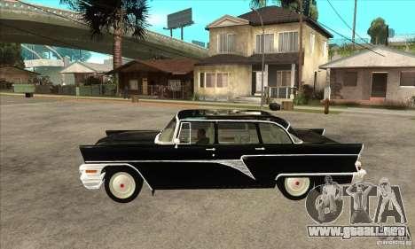 GAZ 13 Chaika v2.0 para GTA San Andreas left