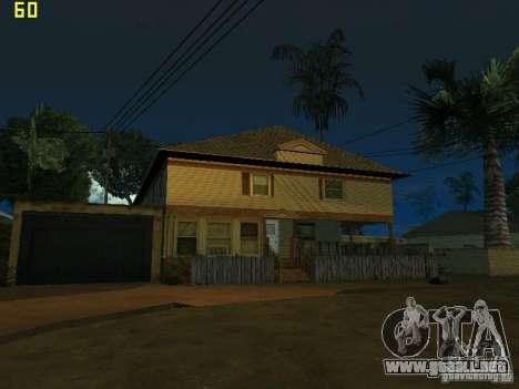 GTA SA IV Los Santos Re-Textured Ciy para GTA San Andreas octavo de pantalla