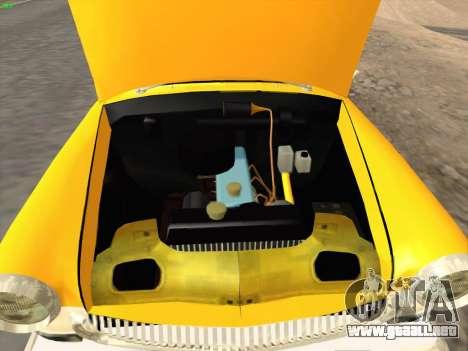 GAS 22 para el motor de GTA San Andreas