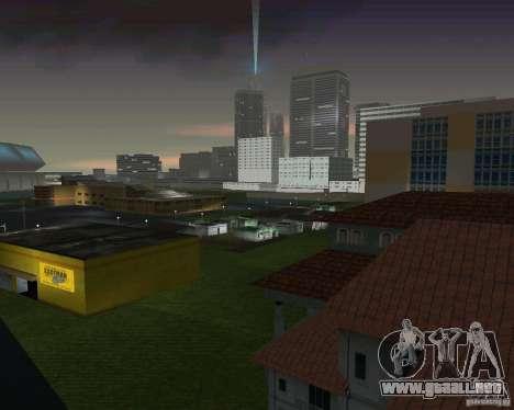 Volver al futuro Hill Valley para GTA Vice City novena de pantalla
