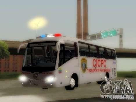 Irizar CICPC para GTA San Andreas