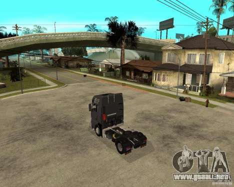 Man TGA para GTA San Andreas left