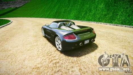 Porsche Carrera GT v.2.5 para GTA 4 vista lateral